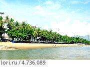 Купить «Пляж в Тайланде», фото № 4736089, снято 1 июня 2013 г. (c) Мастепанов Павел / Фотобанк Лори