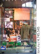 Купить «Центральный музей Вооружённых Сил. Штурм Берлина», эксклюзивное фото № 4745545, снято 11 июня 2013 г. (c) Михаил Ворожцов / Фотобанк Лори