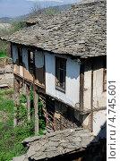 Деревня. Стоковое фото, фотограф Мартин Кърнолски / Фотобанк Лори