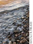 Камни в воде. Стоковое фото, фотограф Сергей Иванов / Фотобанк Лори