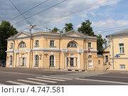 Красивый дом, особняк (2013 год). Стоковое фото, фотограф Татьяна Вороненко / Фотобанк Лори