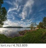 Купить «Космос близко. (Река Рудея в окрестностях Могилева)», фото № 4763809, снято 16 июня 2013 г. (c) Виктор Пелих / Фотобанк Лори