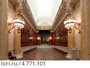 Санкт-Петербург, музей Эрмитаж, зал посвящённый Отечественной войне 1812 года (2013 год). Редакционное фото, фотограф Дмитрий Неумоин / Фотобанк Лори