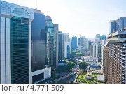 Купить «Архитектура города Куала-Лумпур», фото № 4771509, снято 11 мая 2013 г. (c) Иван Нестеров / Фотобанк Лори