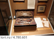 Купить «Санкт-Петербург, музей квартира А.С. Пушкина», эксклюзивное фото № 4780601, снято 24 апреля 2013 г. (c) Дмитрий Неумоин / Фотобанк Лори