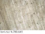 Купить «Бетонная стена со следами опалубки», эксклюзивное фото № 4780641, снято 29 мая 2013 г. (c) Александр Щепин / Фотобанк Лори