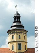 Купить «Башня Несвижского  замка, Несвиж, Беларусь», фото № 4785145, снято 6 июня 2013 г. (c) Инна Грязнова / Фотобанк Лори