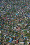 Вид на дачные участки сверху, фото № 4786725, снято 19 июня 2013 г. (c) Владимир Мельников / Фотобанк Лори