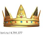 Купить «Золотая корона», иллюстрация № 4791377 (c) Сергей Куров / Фотобанк Лори
