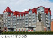 Выборг. Красная площадь (2013 год). Редакционное фото, фотограф Светлана Колобова / Фотобанк Лори