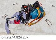 Альпинистское снаряжение. Стоковое фото, фотограф Сергей Васильев / Фотобанк Лори