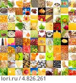 Большая коллекция еды (Набор из 100 изображений) Стоковое фото, фотограф Digifuture / Фотобанк Лори