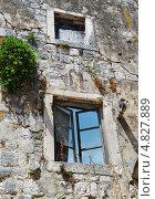 Окна разрешенного здания. Стоковое фото, фотограф Анастасия Марисенкова / Фотобанк Лори