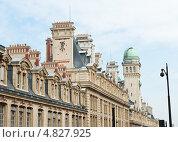 Купить «Сорбонна (la Sorbonne). Париж. Франция», фото № 4827925, снято 25 июня 2013 г. (c) Екатерина Овсянникова / Фотобанк Лори
