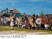 Абалакское поле, фестиваль (2013 год). Редакционное фото, фотограф Снигирев Сергей / Фотобанк Лори