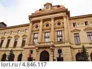 Бухарест (2012 год). Стоковое фото, фотограф Екатерина Шувалова / Фотобанк Лори