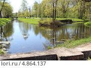 Александровский парк Санкт-Петербург (2013 год). Редакционное фото, фотограф Наталья Кочеткова / Фотобанк Лори
