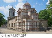 Церковь Иоанна Предтечи. Керчь (2013 год). Стоковое фото, фотограф Виктор Карасев / Фотобанк Лори