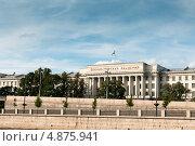 Купить «Военно-морская академия. Санкт-Петербург», эксклюзивное фото № 4875941, снято 26 августа 2012 г. (c) Ольга Визави / Фотобанк Лори