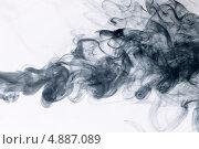 Купить «Серый дым», фото № 4887089, снято 9 июля 2008 г. (c) Иван Михайлов / Фотобанк Лори