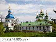 Купить «Выдубицкий монастырь. Киев», фото № 4895877, снято 4 мая 2013 г. (c) Наталья Волкова / Фотобанк Лори