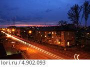Ночной Урюпинск (2012 год). Редакционное фото, фотограф Виктор Шилин / Фотобанк Лори