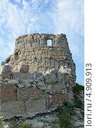 Грозовые ворота - башня в горох Геленджика. Стоковое фото, фотограф Богатырева Яна Сергеевна / Фотобанк Лори