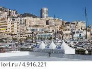 Купить «Княжество Монако», фото № 4916221, снято 16 января 2013 г. (c) Евгения Фашаян / Фотобанк Лори