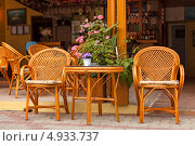 Купить «Уличное кафе в Турции», фото № 4933737, снято 26 мая 2019 г. (c) Ковалев Василий / Фотобанк Лори