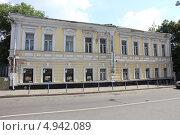 Усадьба архитектора Буссе в Подсосенском переулке (2013 год). Редакционное фото, фотограф Дмитрий Сушкин / Фотобанк Лори
