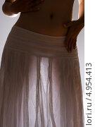 Купить «Девушка в прозрачной юбке», фото № 4954413, снято 1 июля 2006 г. (c) Syda Productions / Фотобанк Лори