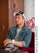 Сергей Лазарев (2013 год). Редакционное фото, фотограф Jan Jack Russo Media / Фотобанк Лори