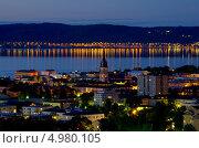 Купить «Ночной Йёнчёпинг. Швеция», фото № 4980105, снято 5 июня 2011 г. (c) Andrei Nekrassov / Фотобанк Лори
