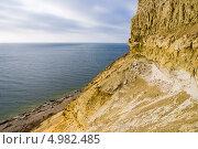 Купить «Северо-западный берег Цимлянского водохранилища», фото № 4982485, снято 6 апреля 2013 г. (c) Борис Панасюк / Фотобанк Лори