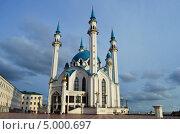 Купить «Мечеть Кул Шариф», фото № 5000697, снято 30 июня 2012 г. (c) александр афанасьев / Фотобанк Лори