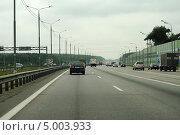 Симферопольское шоссе, эксклюзивное фото № 5003933, снято 30 августа 2013 г. (c) Юрий Морозов / Фотобанк Лори