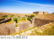 Купить «Сан Фернандо Форт в Фигерасе», фото № 5008813, снято 2 июля 2013 г. (c) Яков Филимонов / Фотобанк Лори