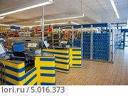 Купить «Супермаркет», фото № 5016373, снято 21 августа 2013 г. (c) Наталия Попова / Фотобанк Лори