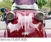 Мотоколяска Messerschmitt KR200 (2013 год). Редакционное фото, фотограф Sergey Kohl / Фотобанк Лори