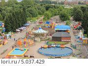 Южно-Приморский парк (2013 год). Редакционное фото, фотограф Андрей Кушнирук / Фотобанк Лори