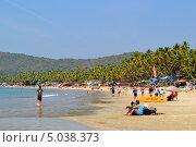 Купить «Пляжи Гоа», фото № 5038373, снято 26 января 2013 г. (c) Хайрятдинов Ринат / Фотобанк Лори