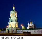 Купить «Москва, Новоспасский монастырь вечером», фото № 5049545, снято 7 мая 2013 г. (c) ИВА Афонская / Фотобанк Лори
