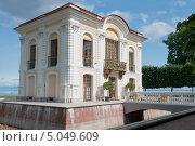 Павильон Эрмитаж в Петергофе (1721-1725) (2013 год). Редакционное фото, фотограф Инесса Скрипкина / Фотобанк Лори
