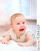 Купить «ребёнок», фото № 5054629, снято 26 октября 2012 г. (c) Андрей Армягов / Фотобанк Лори