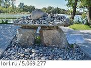 Сакральный камень (2013 год). Редакционное фото, фотограф Леонид Замыцкий / Фотобанк Лори