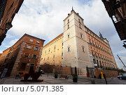 Купить «Алькасар Толедо. Испания», фото № 5071385, снято 22 августа 2013 г. (c) Яков Филимонов / Фотобанк Лори