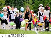 Купить «1 сентября», фото № 5088501, снято 2 сентября 2013 г. (c) Хайрятдинов Ринат / Фотобанк Лори