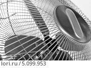 Стильный вентилятор. Стоковое фото, фотограф Константин Лабунский / Фотобанк Лори