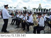 Купить «Полицейский духовой оркестр», фото № 5139141, снято 12 июня 2013 г. (c) Free Wind / Фотобанк Лори