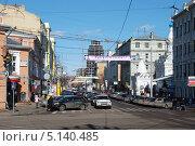 Купить «Улица Малая Дмитровка, Москва», эксклюзивное фото № 5140485, снято 29 марта 2010 г. (c) lana1501 / Фотобанк Лори